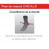 Chevillère - Malolax - DJO