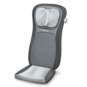 si ge de massage shiatsu mg260 beurer massage du dos univers sant. Black Bedroom Furniture Sets. Home Design Ideas