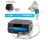 Aérosol Pneumatique ST23 + 5 CPS23 Kits OFFERTS - SYSTAM