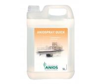 Désinfectant - Aniospray Quick - Bidon de 5 Litres - ANIOS