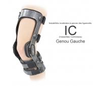 Attelle de Genou - Armor - Action Courte - IC - Gauche - DJO