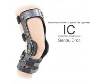 Attelle de Genou - Armor - Action Courte - IC - Droite - DJO