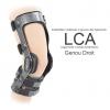 Attelle de Genou - Armor - Action Courte - LCA - Droite - DJO