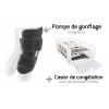 Attelle Genou - Cryothérapie - Avec Casier congélation et Pack Froid FIRSTICE Combo PKS DFP - SOBER