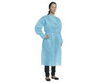 Blouse de Protection Non Stérile - Lot de 10 - Bleue - LCH