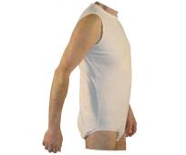 Body Dépendance - Jacquard Blanc - PHARMAOUEST