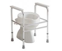 Cadre de Toilettes - Adeo C407A - INVACARE