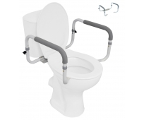 Accoudoirs d'Appui pour WC - HERDEGEN