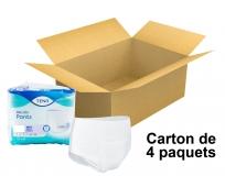 TENA Pants Proskin - Maxi - x10 - Carton de 4 paquets