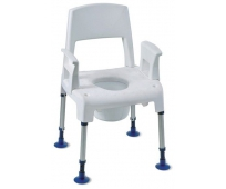 Chaise de Douche - Aquatec Pico Commode - INVACARE