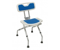 Chaise de Douche Pliante - Blue Seat - HERDEGEN