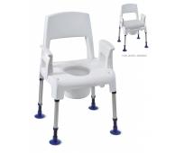 Chaise de Douche - Aquatec Pico Commode - INVACARE
