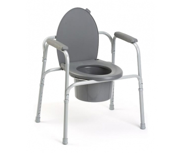 Chaises Chaise Toilettes 3 Styxo Wc Grise Invacare Fonctions NOknZ8wX0P