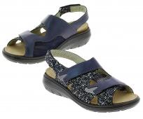 Chaussures CHUT - Femme - Gina Navy - PODOWELL