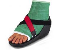 Chaussure pour Plâtre - Shoecast - Gauche - VELPEAU L&R