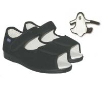 Chaussures CHUT - Mixte - Cotton - Noir - DJO