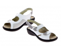 Chaussures CHUT - Femme - Damia Blanc - PODOWELL