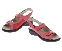Chaussures CHUT - Femme - Dina Rouge - PODOWELL