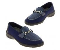 Chaussures CHUT - Femme - Magenta bleu Marine - PODOWELL