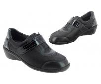 Chaussures CHUT - Femme - Simona Prestige noir - PODOWELL