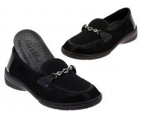 Chaussures CHUT - Femme - Magenta Noir - PODOWELL