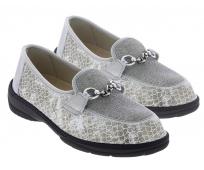 Chaussures CHUT - Femme - Magik Argent - PODOWELL