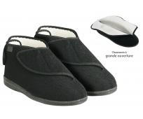 Chaussures CHUT - Mixte - Gary - noir - DJO