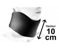 Collier Cervical C1 - Hauteur 10 cm - Stabineck - SOBER