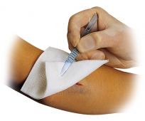 Compresse en Non Tissé - Non Stérile - 10x10cm - NR - Paquet de 100 - L&R Vliwasoft