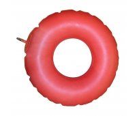 Coussin Gonflable - Forme Bouée Rouge - PHARMAOUEST