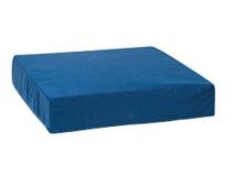 Coussin - Mousse HR - Pharma Styl - 40x40cm - Bleu - PHARMAOUEST