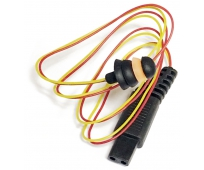 Electrode Auriculaire avec bouchon - SCHWA-MEDICO