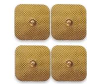 Electrodes à Bouton Pression - AllSnap - 1 Snap - 5x5cm X4 - SCHWA MEDICO