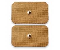 Electrodes à bouton pression - AllSnap - 1 Snap - 5x10cm X2 - SCHWA MEDICO