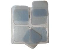 Electrodes Stimex gel pads pour  Tens Eco x8 - SCHWA-MEDICO
