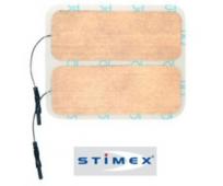 Electrodes STIMEX 50x90mm x4 - SCHWA-MEDICO