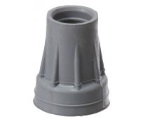 Embout gris pour canne de marche 17/35mm - HERDEGEN