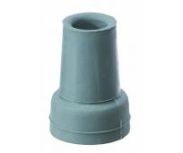 Embout caoutchouc gris 17/40mm - HERDEGEN