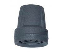 Embout gris pour canne 18/40mm - HERDEGEN