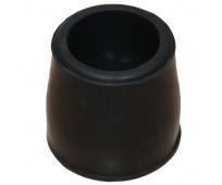 Embout pour canne en bois 17mm - INVACARE