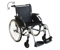 Fauteuil Roulant Manuel - Dossier Inclinable - Action 2 NG - INVACARE