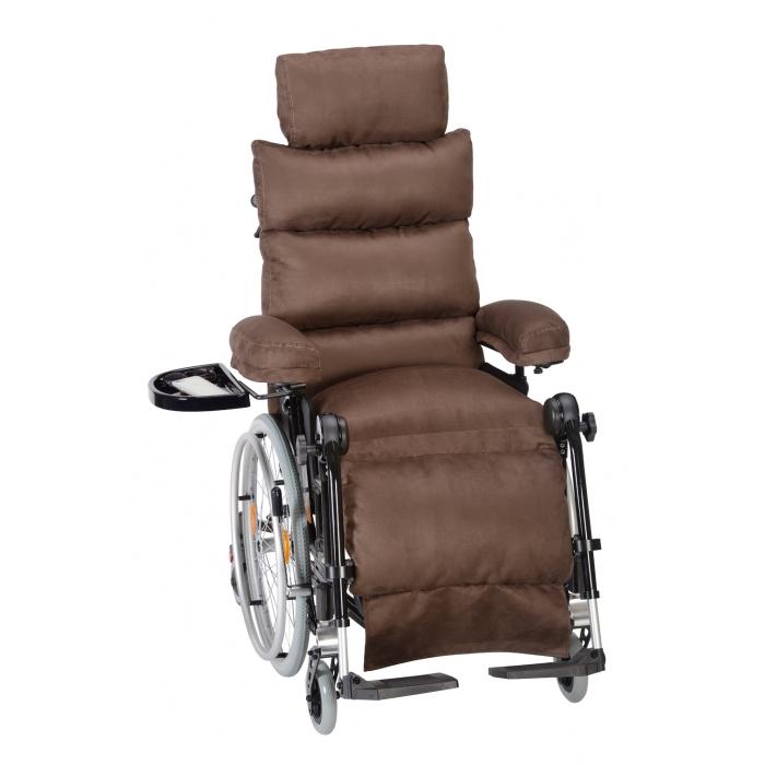 fauteuil roulant manuel de confort weely nov 39 velours. Black Bedroom Furniture Sets. Home Design Ideas
