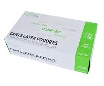 Gants Latex - Poudrés - Bte de 100 - FRIIMOV