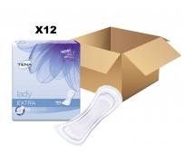 TENA Lady - Extra x20 - Carton de 12 paquets