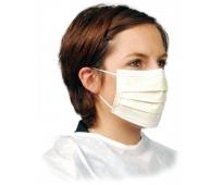 Masques 2 Plis -Visiteur -Blanc - Type II x50 - LCH