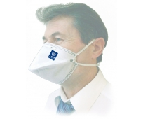 Masques de Protection FFP2 - Bec de Canard x25 - Blanc - LCH