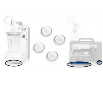 Pied élastomère pour tire-lait Lactina ou aspirateur Vario x4 - MEDELA