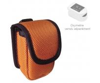 Pochette pour Oxymètre de Doigt - Orange