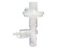 Prise oxygène en T pour Nébuliseur ultrasonique - NU65 - INT'AIR MEDICAL