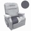 Protection pour assise - Cendre - HERDEGEN